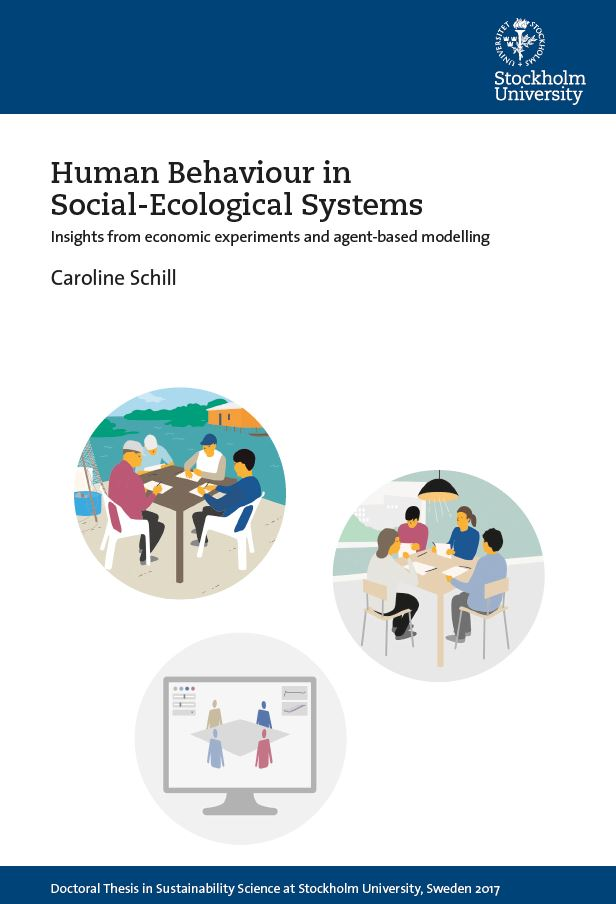 Human Behaviour in Social-Ecological Systems : Insights from