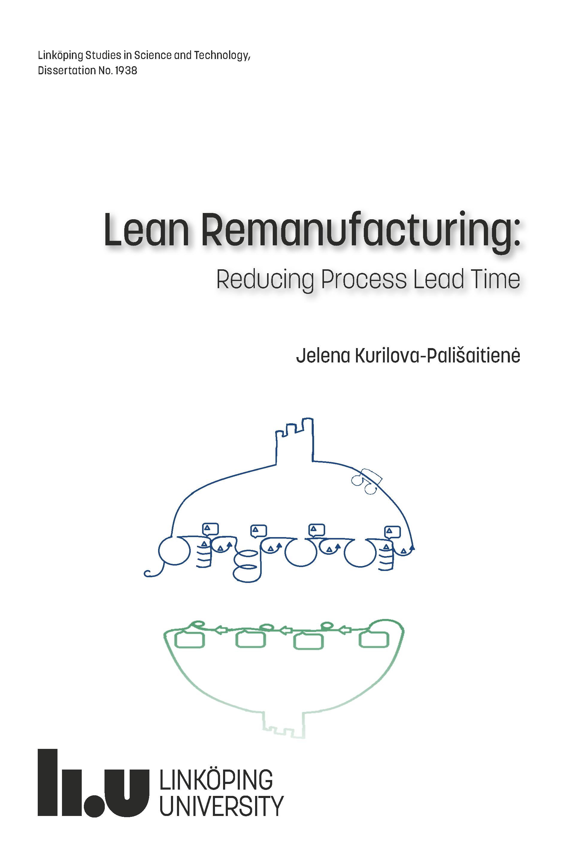 proces lead time